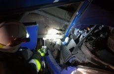 Więcej o: Zderzenie samochodu osobowego z autobusem