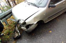 Więcej o: Wypadek